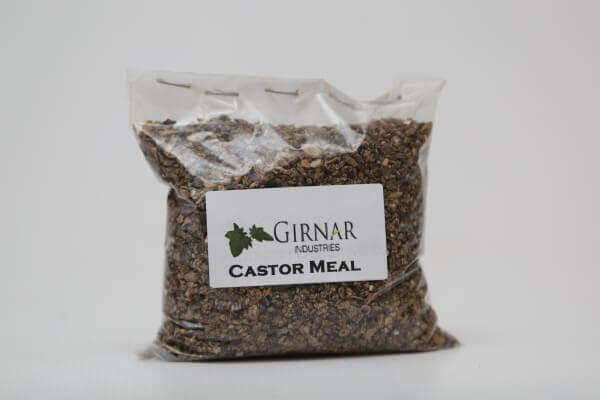 Castor Meal Powder