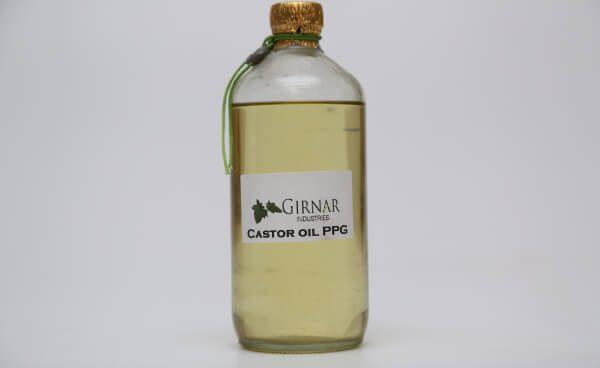 Castor Oil Pale Pressed Grade